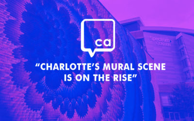 "Charlotte Agenda: ""The Definitive Guide to 60+ Charlotte Street Murals, Mapped"""